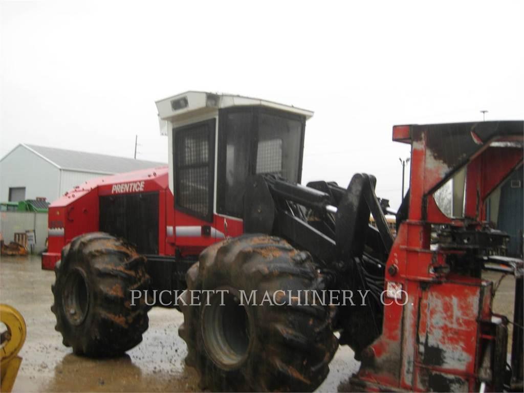 Prentice 2570, Feller Bunchers, Forestry Equipment