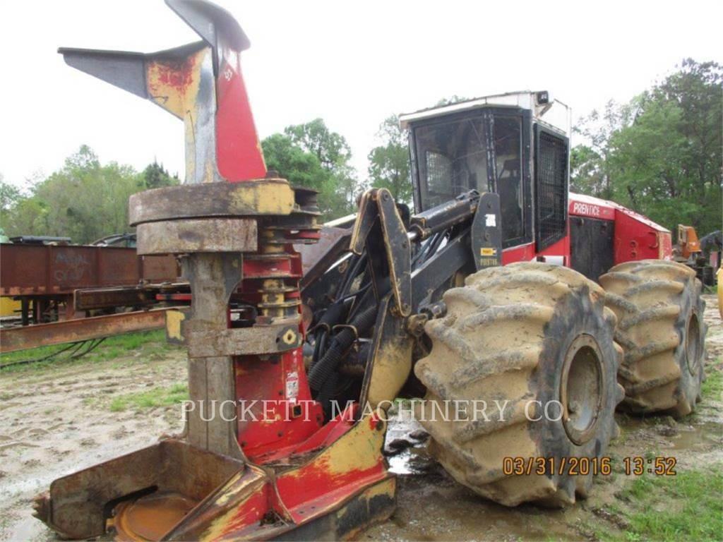 Prentice 2670, Feller Bunchers, Forestry Equipment