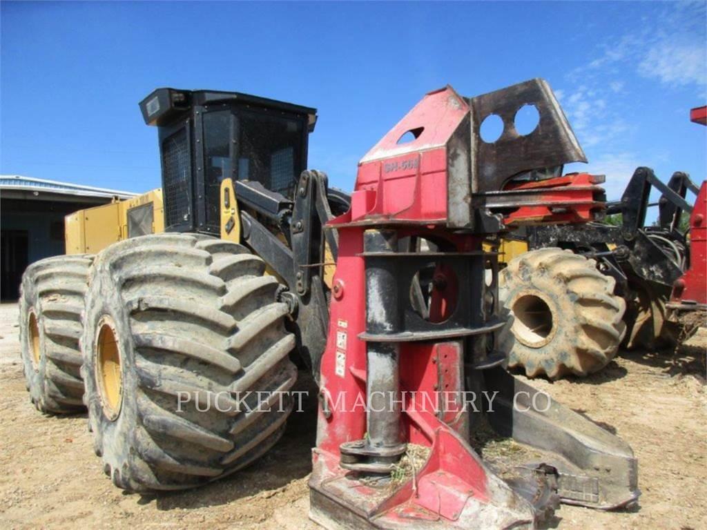 Prentice 553C, Feller Bunchers, Forestry Equipment