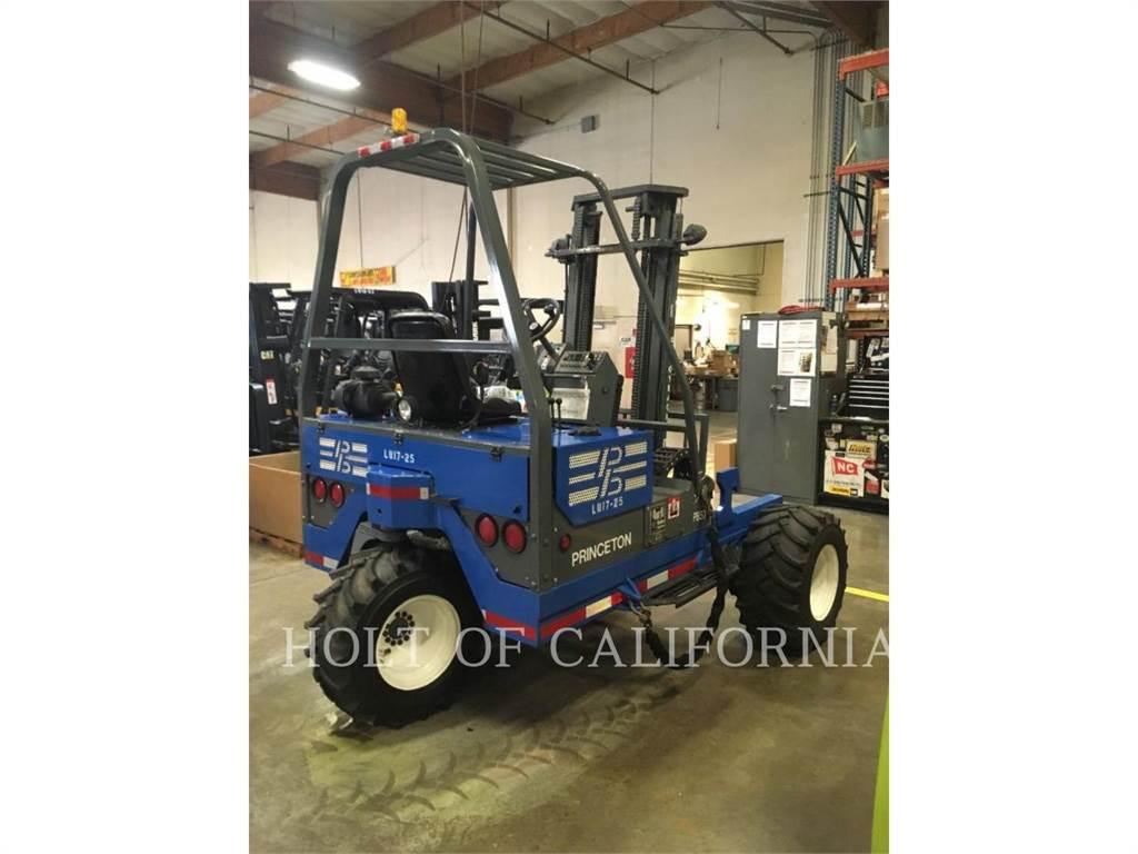 Princeton PB50, Diesel Forklifts, Material Handling