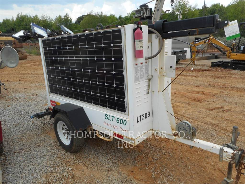 Progress SOLAR SOLUTIONS SLT600ZZ, far, Constructii