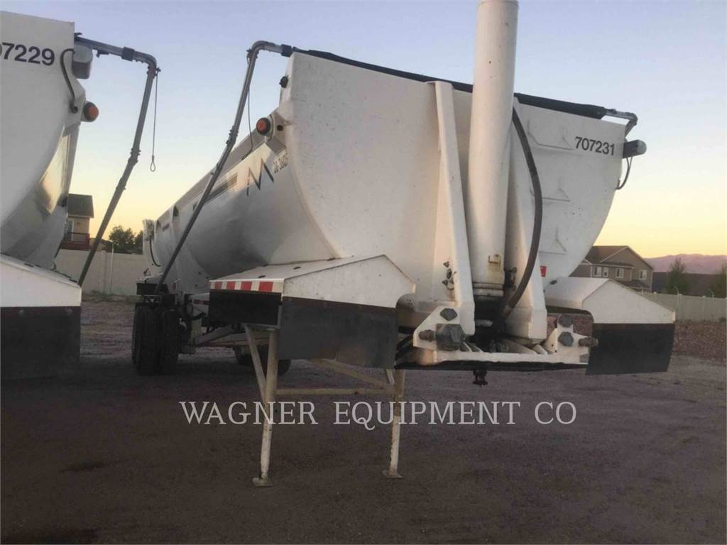 Ranco TRAILER ENDDUMP 34, trailers, Transport