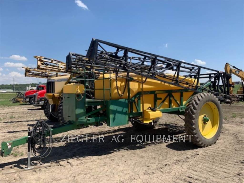 Redball 680, pulverizator, Agricultură