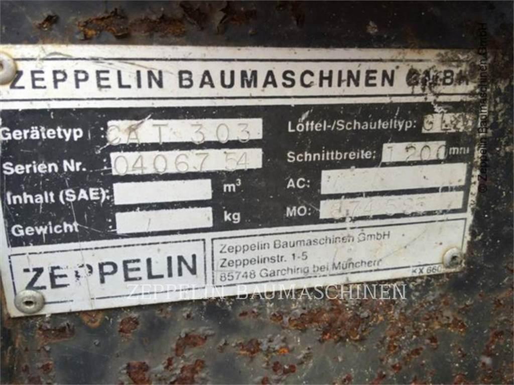 Reschke GLV1200-CW05, Trenchers, Construction