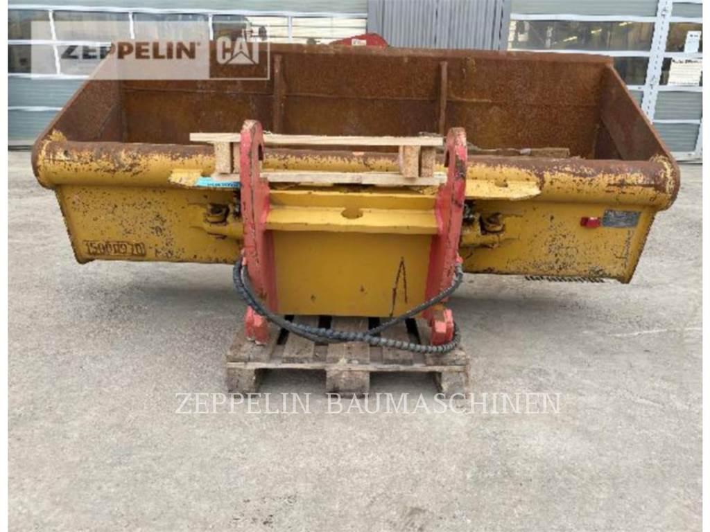 Reschke PRIM.-PROD KOMPONENT, Trenchers, Construction