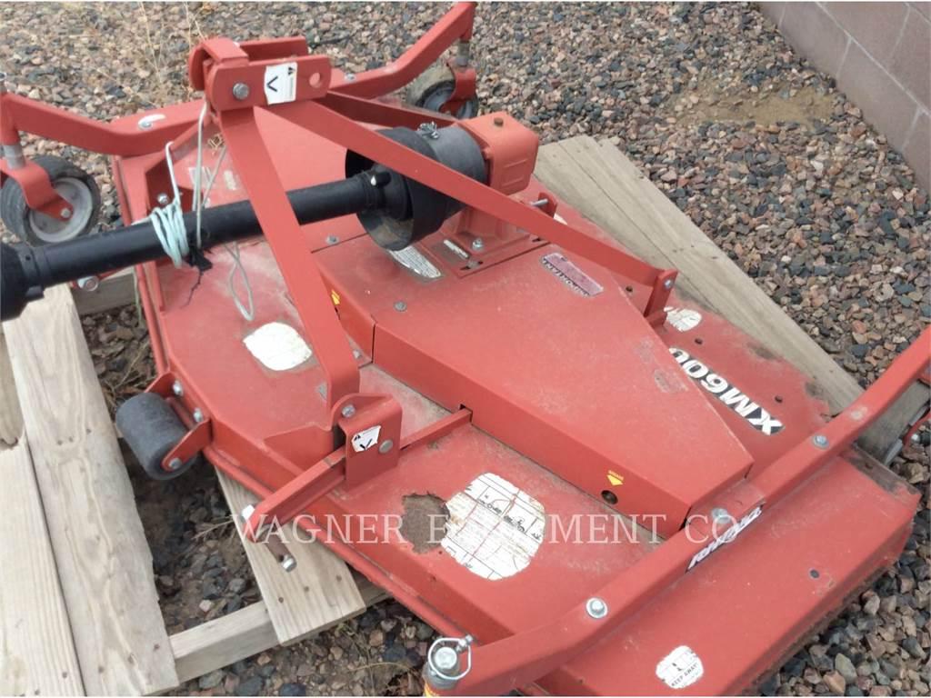 Rhino INTERNATIONAL XM600, mower, Agriculture