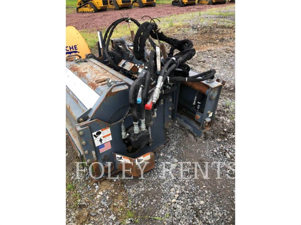 Roadhog CP40, Asphalt cold milling machines, Construction