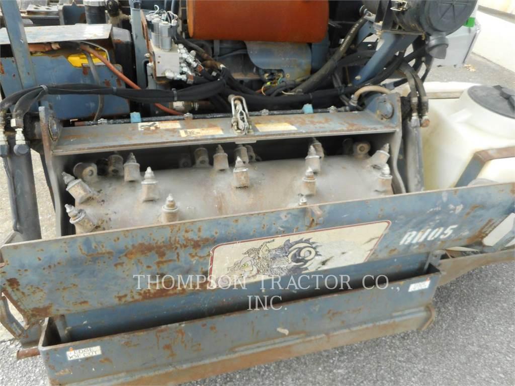 Roadhog RH4060, Frezarki do asfaltu, Sprzęt budowlany
