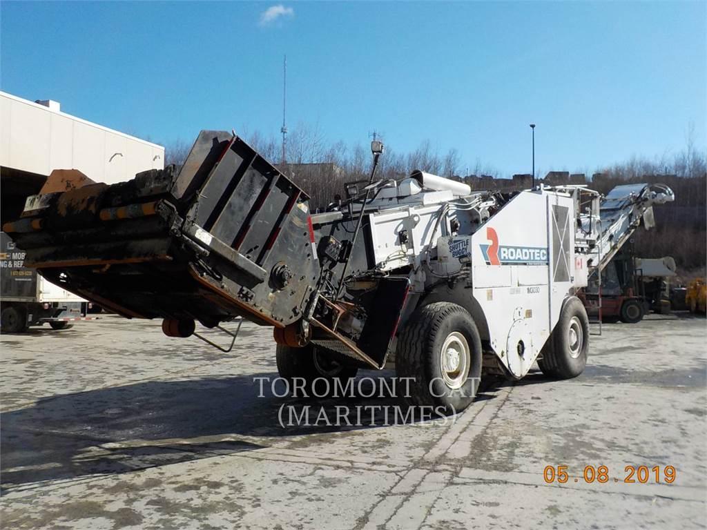 Roadtec SB2500E, Impianti per asfalto, Attrezzature Da Costruzione