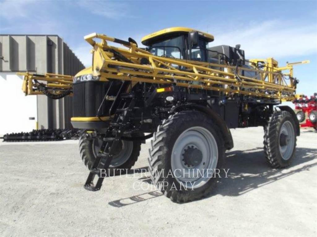 RoGator RG13T4W100、スプレーヤ、農業