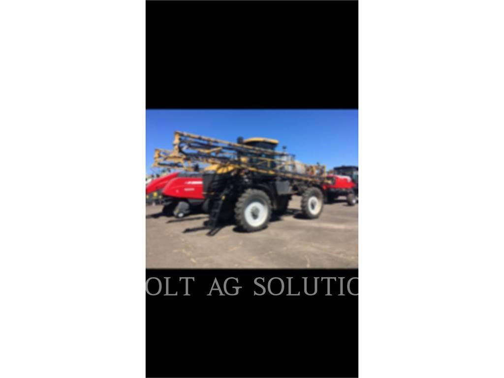 RoGator RG700B, Self-propelled sprayers, Agriculture