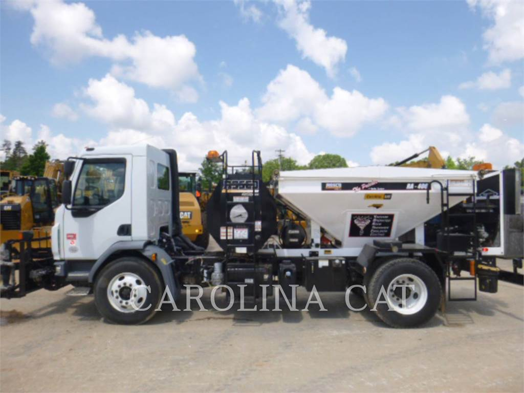 Rosco RA 400, utility vehicles / carts, Grounds Care