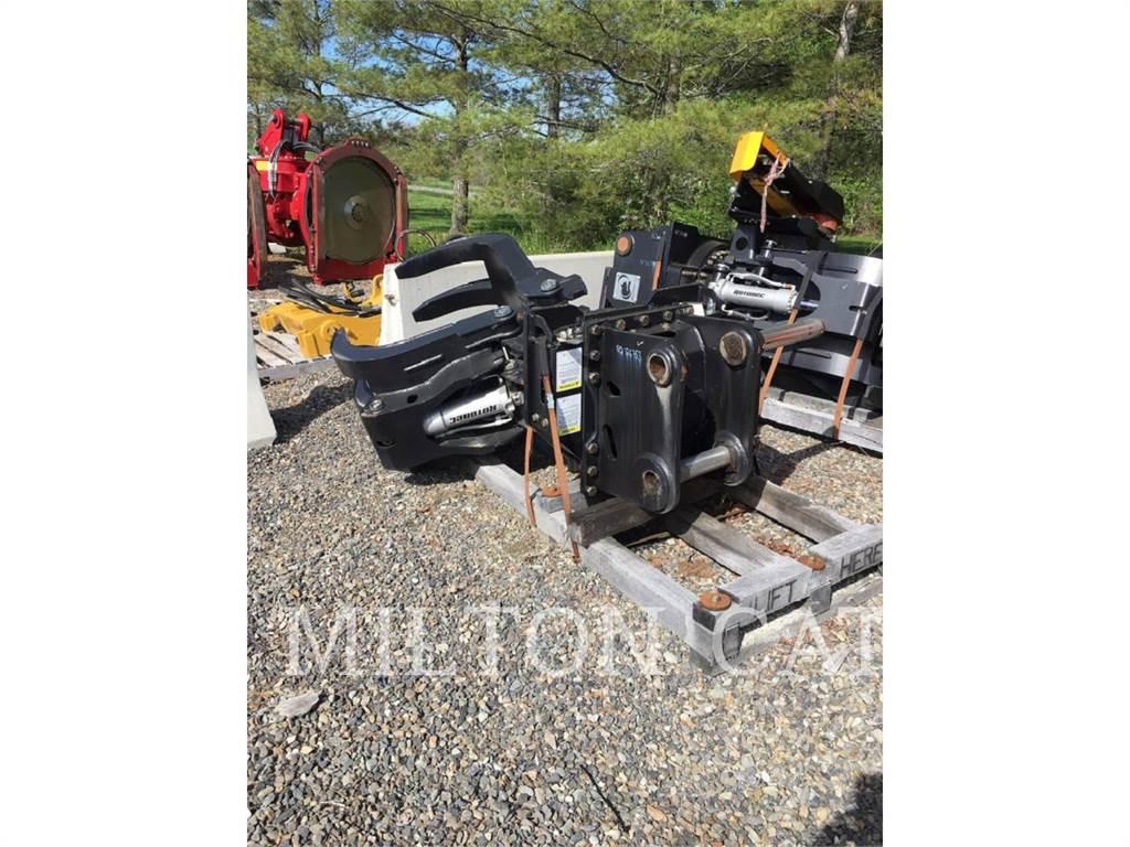 Rotobec RPA3045, grapple, Construction