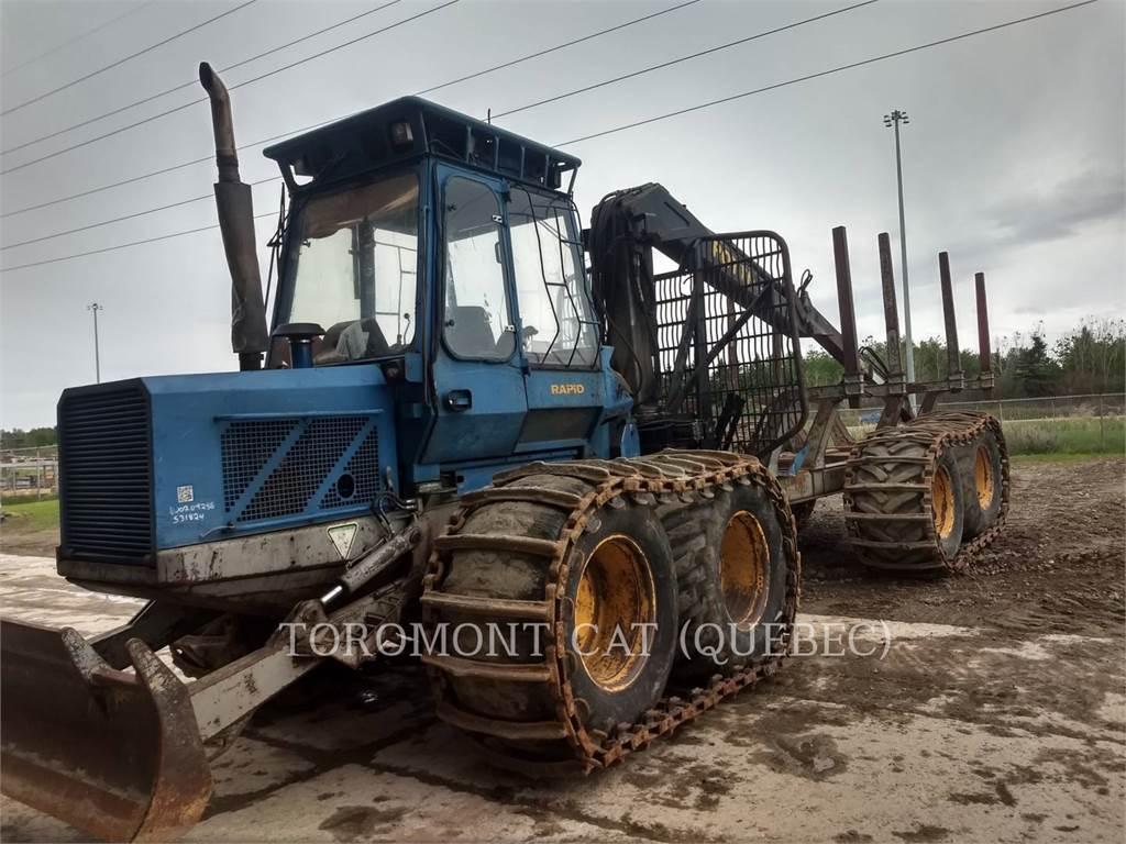Rottne SMV, forwarder, Forestry Equipment