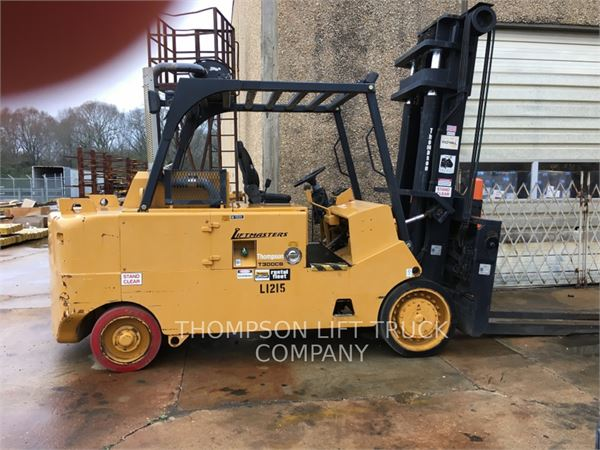 Royal LIFT TRUCKS T300CS, Diesel Forklifts, Material Handling