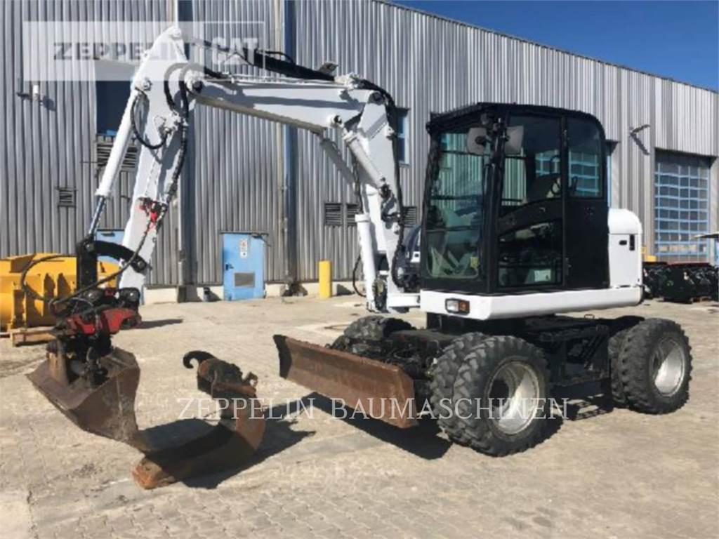 Schaeff TW70, mobilbagger, Bau-Und Bergbauausrüstung