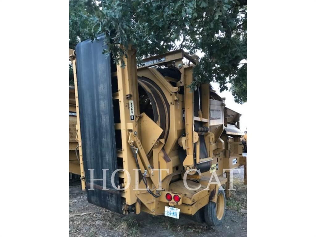 Screen Machine 612W, Screeners, Construction