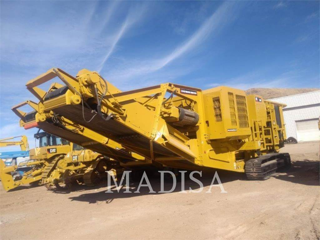 Screen Machine JHT, Wood Chippers, Forestry Equipment