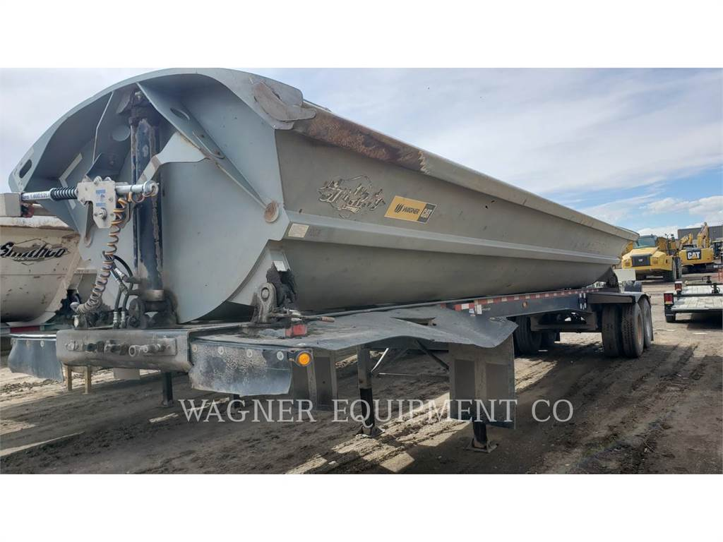 SmithCo (OBSOLETE) S-2002, trailers, Vervoer