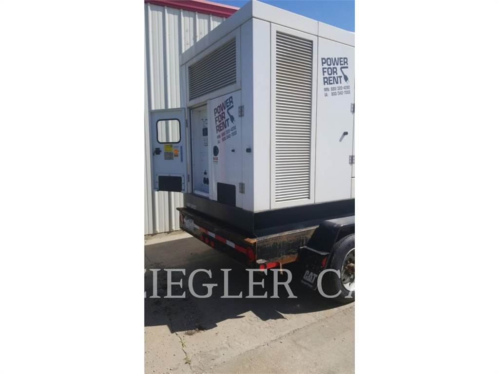 Southwest PRODUCTS QP400, Stationary Generator Sets, Construction