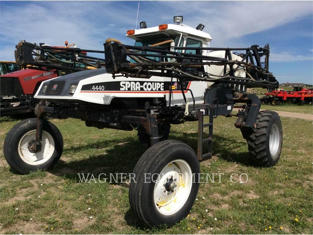 SpraCoupe 4440, sprayer, Agriculture