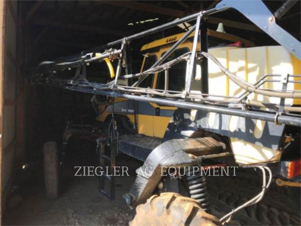 SpraCoupe 4460, pulverizador, Agricultura