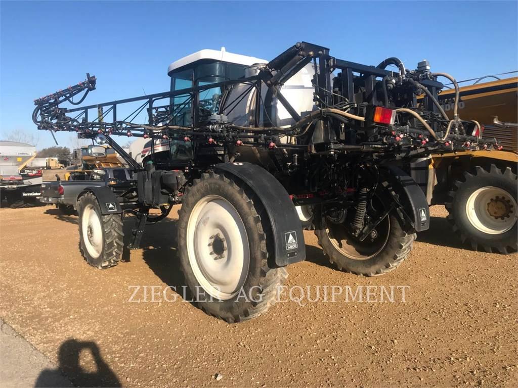 SpraCoupe 7650, pulverizator, Agricultură