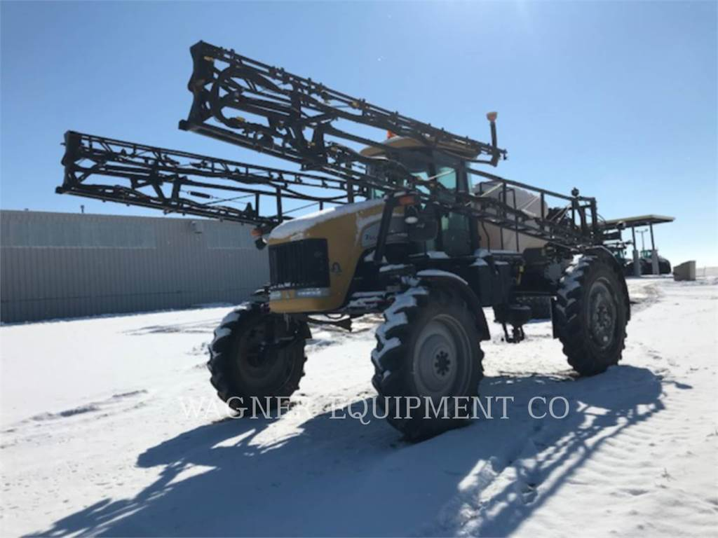 SpraCoupe 7660, sprayer, Agriculture