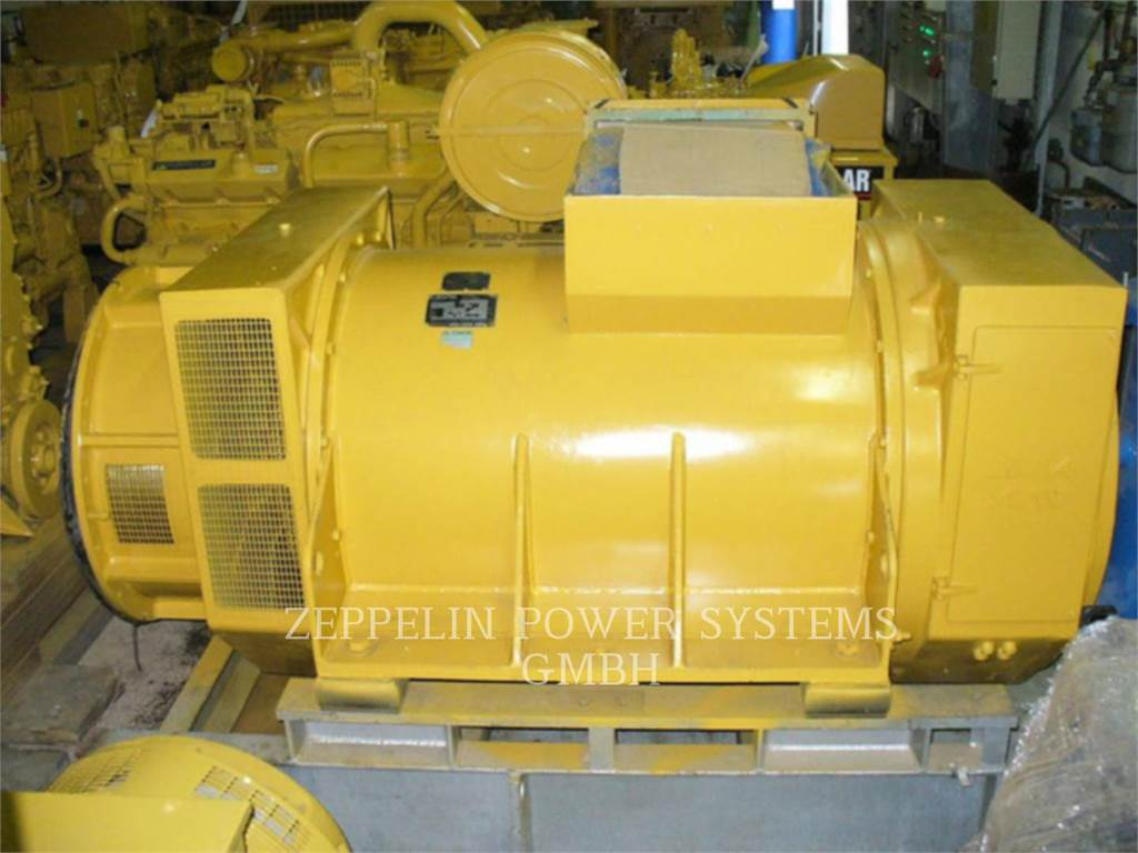 Stamford DIDBNE121 / H4, Groupes électrogènes Stationnaires, Équipement De Construction