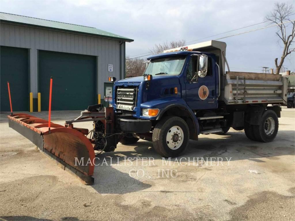 Sterling 8500, ciężarówki drogowe, Transport
