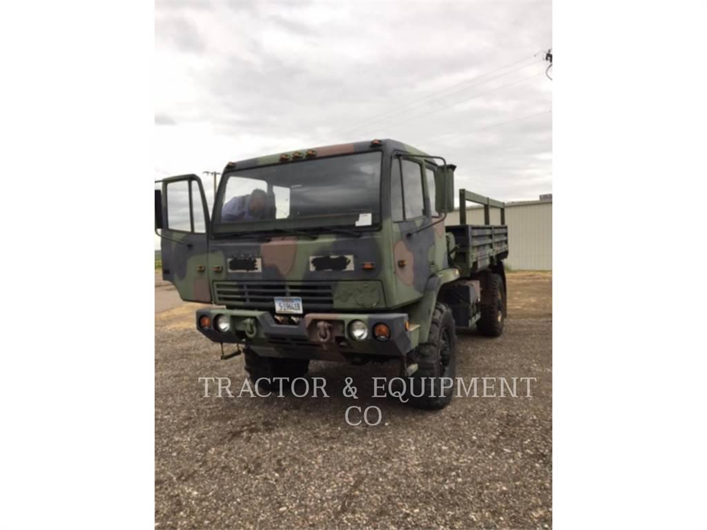 Stewart & Stevenson M1078, on highway trucks, Transport