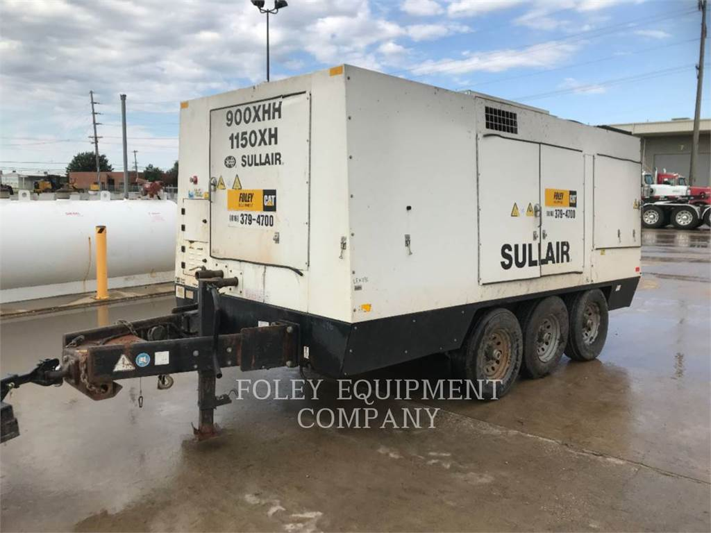 Sullair 1150XHA900, Compressed Air, Construction