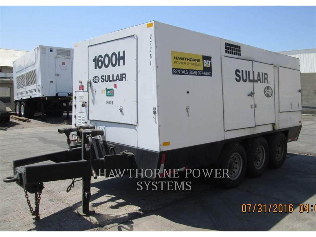 Sullair 1600HAF DTQ-CA3, Compressed Air, Construction