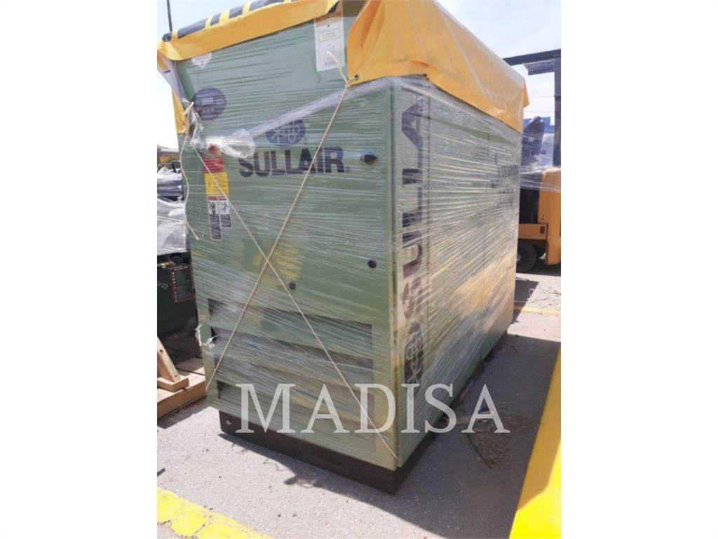 Sullair 3709, Compressed Air, Construction