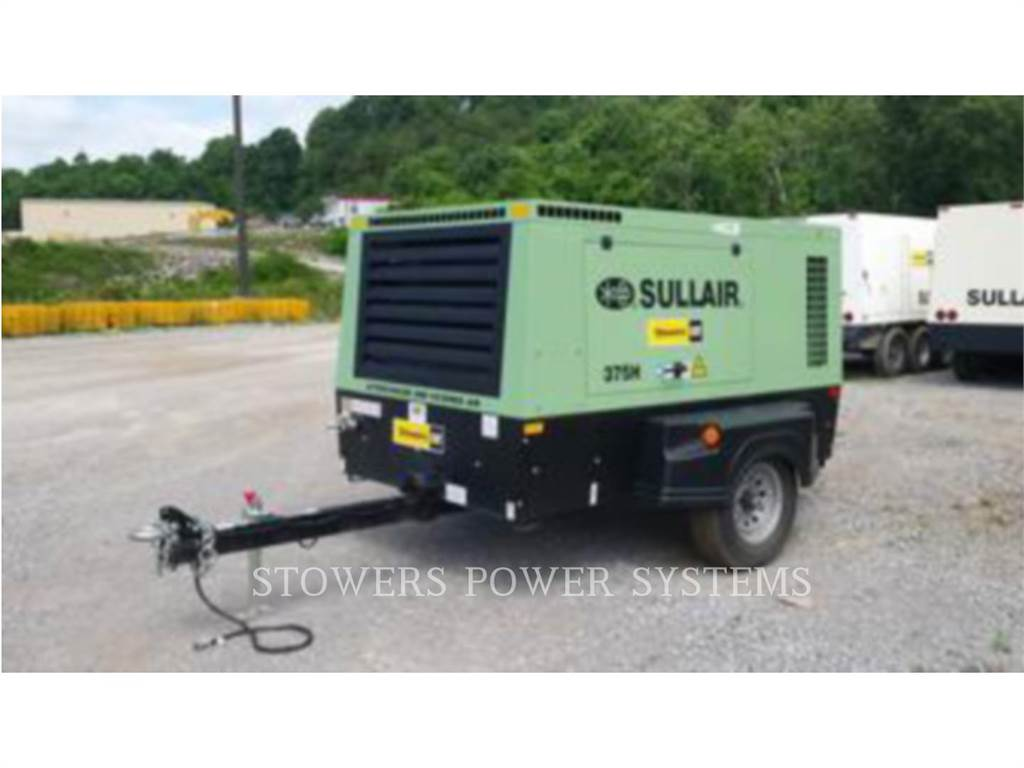 Sullair 375HAF, Temperature Control, Construction