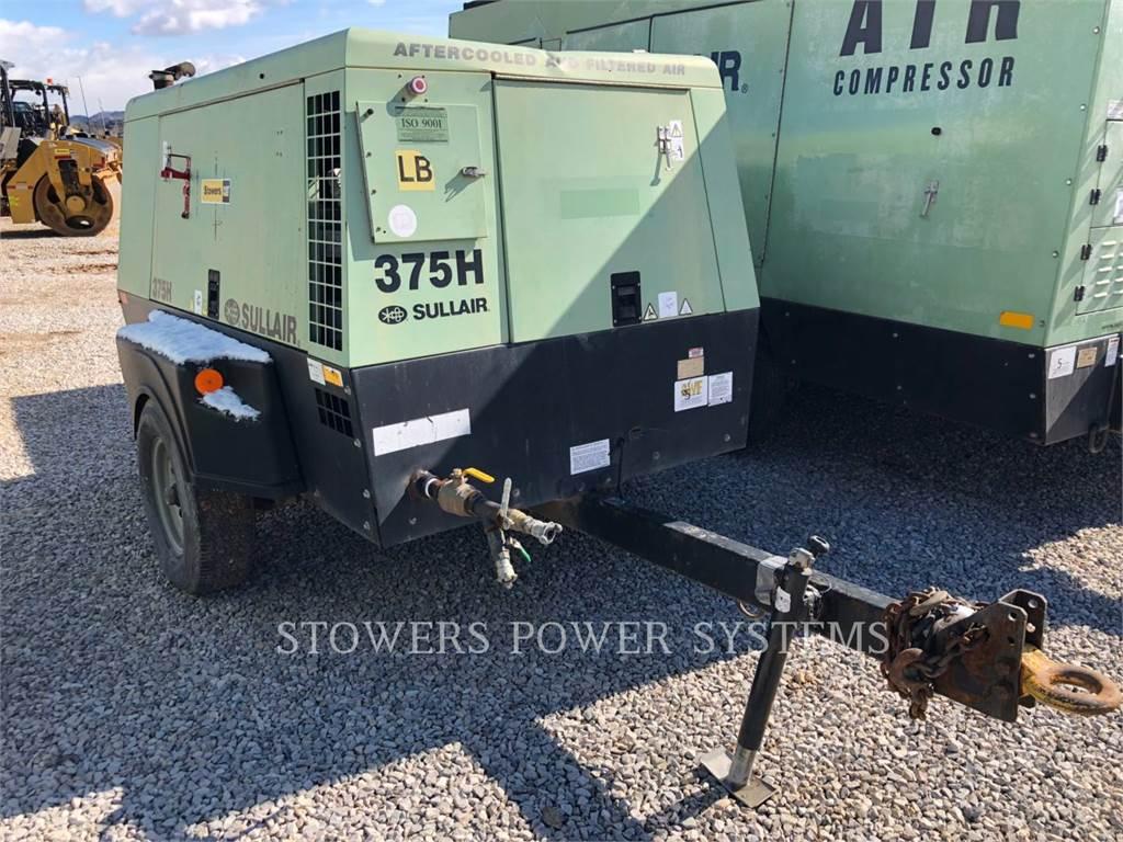 Sullair 375HAF, Drucklufttrockner, Bau-Und Bergbauausrüstung