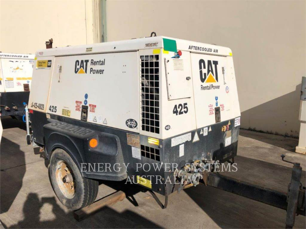 Sullair 425A CAT, Compressed Air, Construction