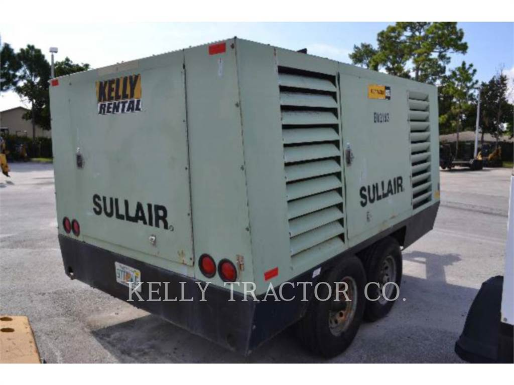 Sullair 750HAFDTQ, Compressed Air, Construction