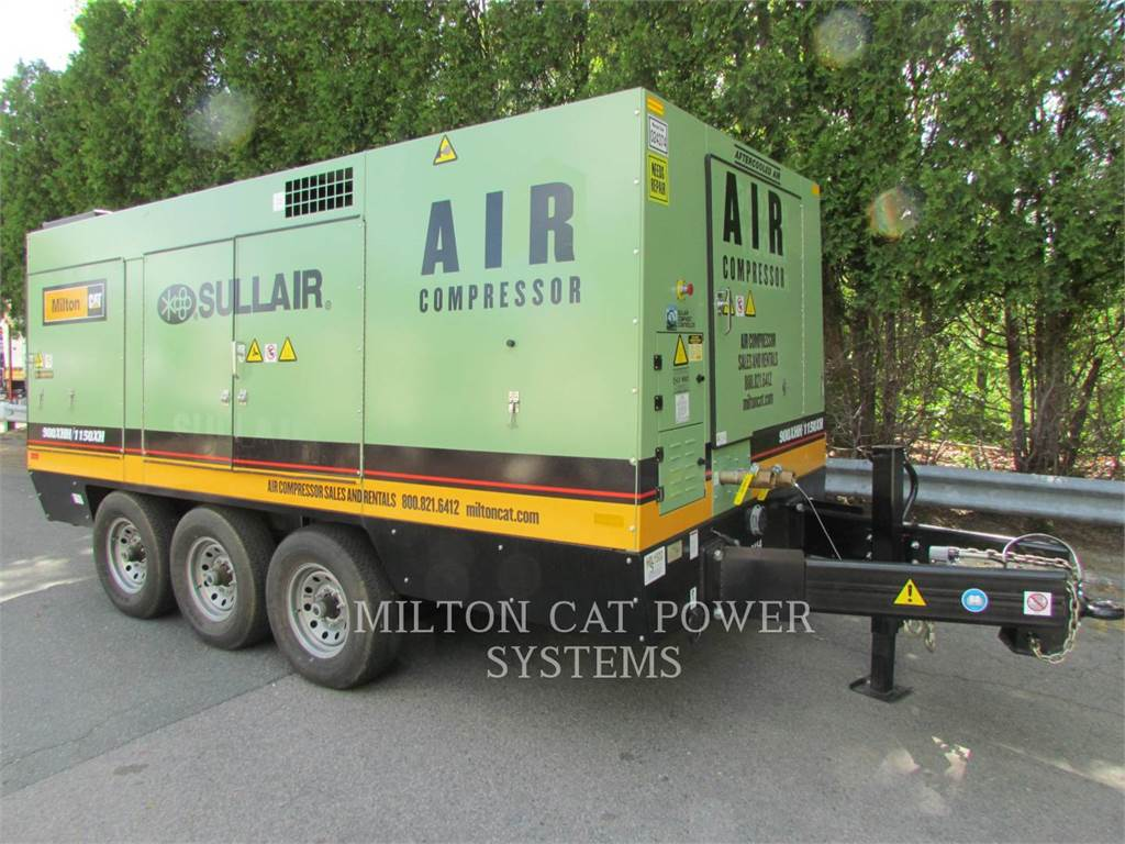 Sullair 900-1150, Compressed Air, Construction
