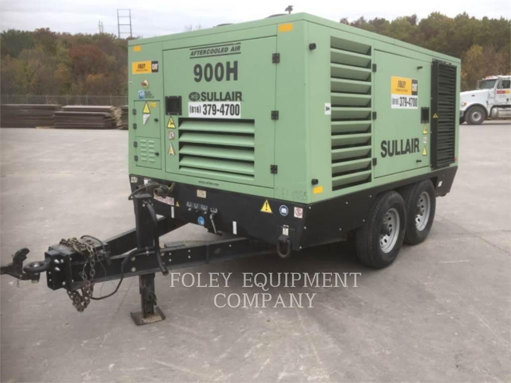 Sullair 900HAF, sprężarka powietrza, Sprzęt budowlany