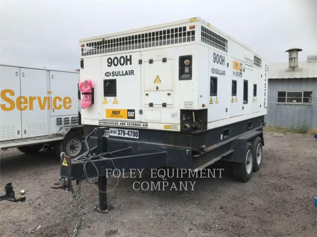 Sullair 900HAFT4I, Temperature Control, Construction