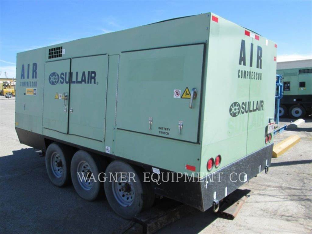 Sullair 900XHH/1150XHA, Compressed Air, Construction