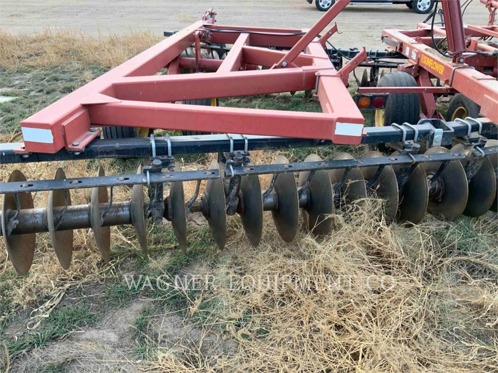 Sunflower DISC 1434-33, tillage equipment, Agriculture