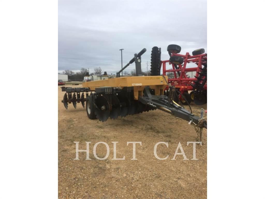 Sunflower DISC 1710HD-10, tillage equipment, Agriculture