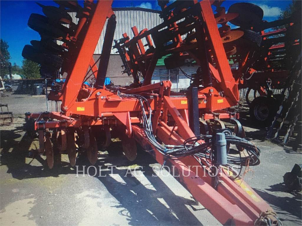 Sunflower DISC SF4630-11, tillage equipment, Agriculture