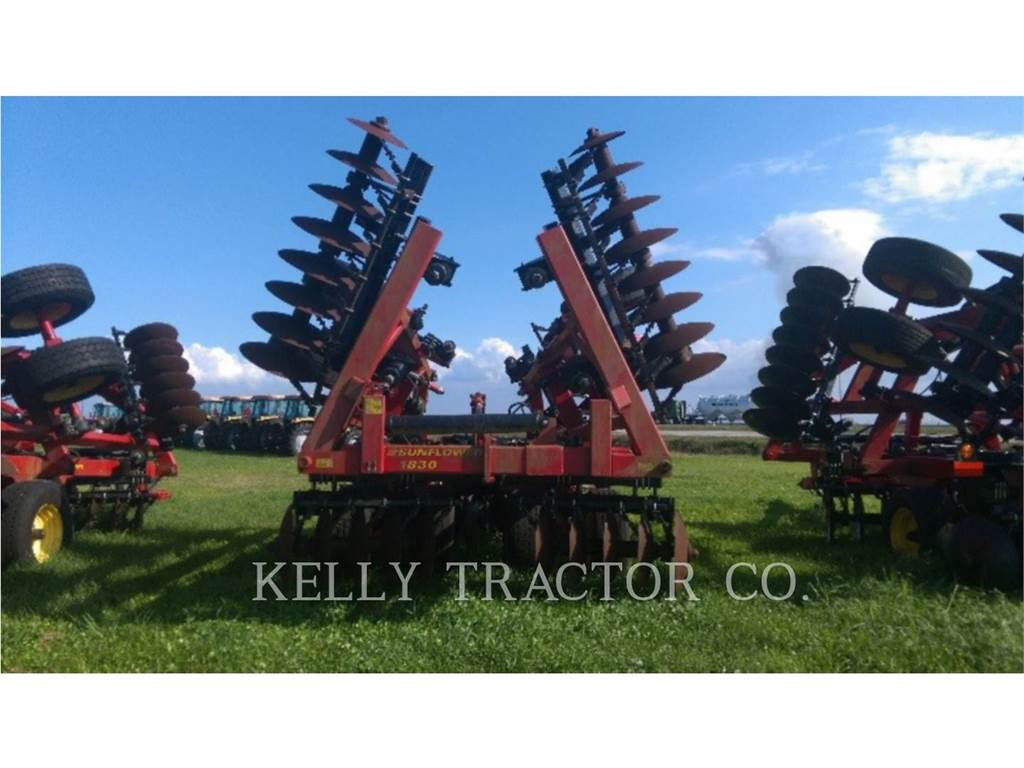 Sunflower MFG. COMPANY 1830-30, tillage equipment, Agriculture
