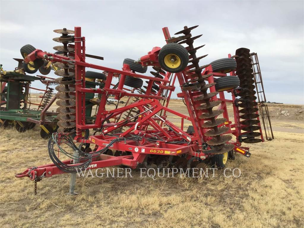 Sunflower MFG. COMPANY 6630, tillage equipment, Agriculture