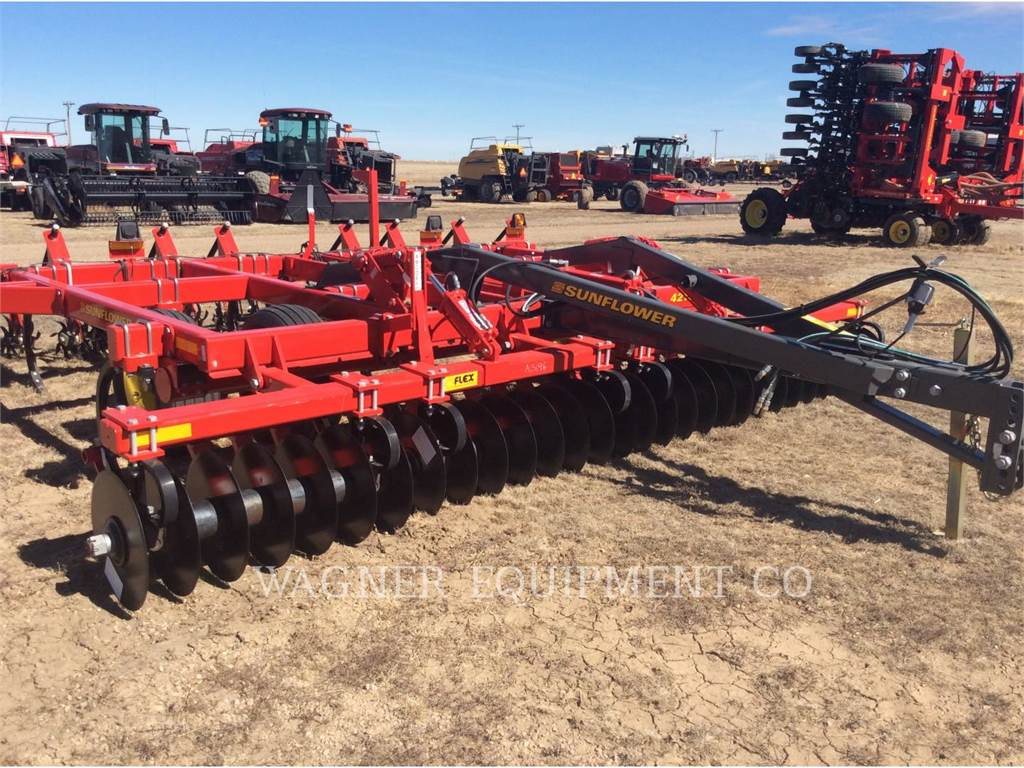Sunflower MFG. COMPANY SF6333-31, tillage equipment, Agriculture