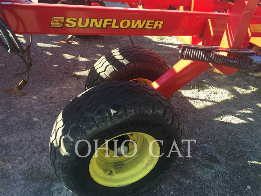 Sunflower MFG. COMPANY SF6433-43, tillage equipment, Agriculture