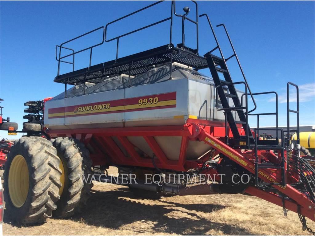 Sunflower MFG. COMPANY SF9930, echipamente agricole pentru arat, Agricultură